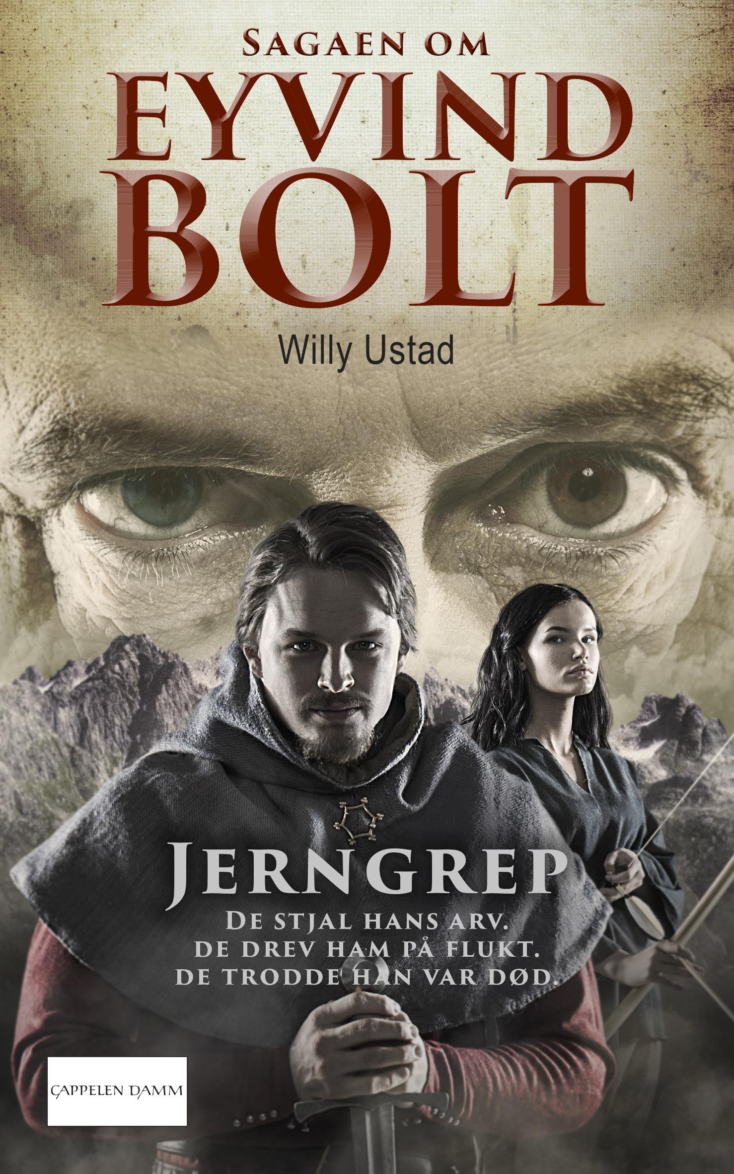 Sagaen om Eyvind Bolt1_Forside