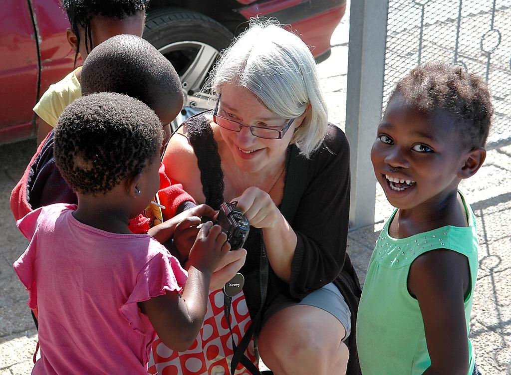 Sør-Afrika 2014 Cape Town