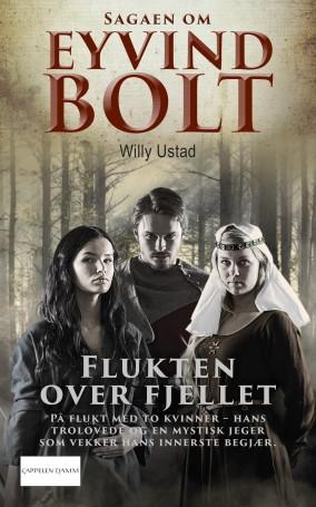Sagaen om Eyvind Bolt2_Forside