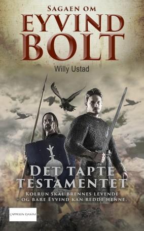 Sagaen om Eyvind Bolt3_Forside