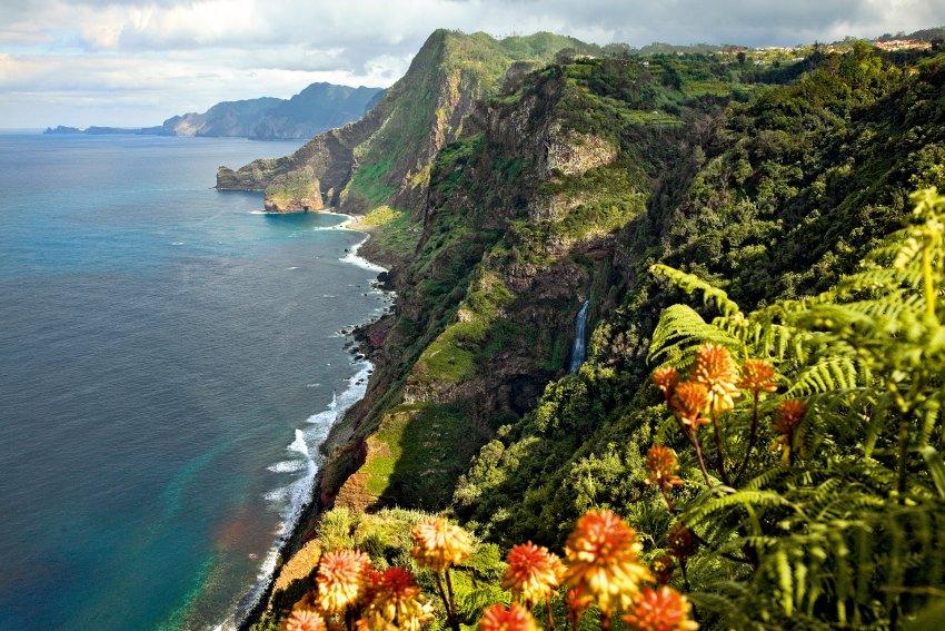 MERIAN Madeira Hoch ueber Madeira