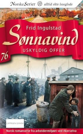 9788202479367_Ingulstad-Uskyldig_Sonnavind76_forside