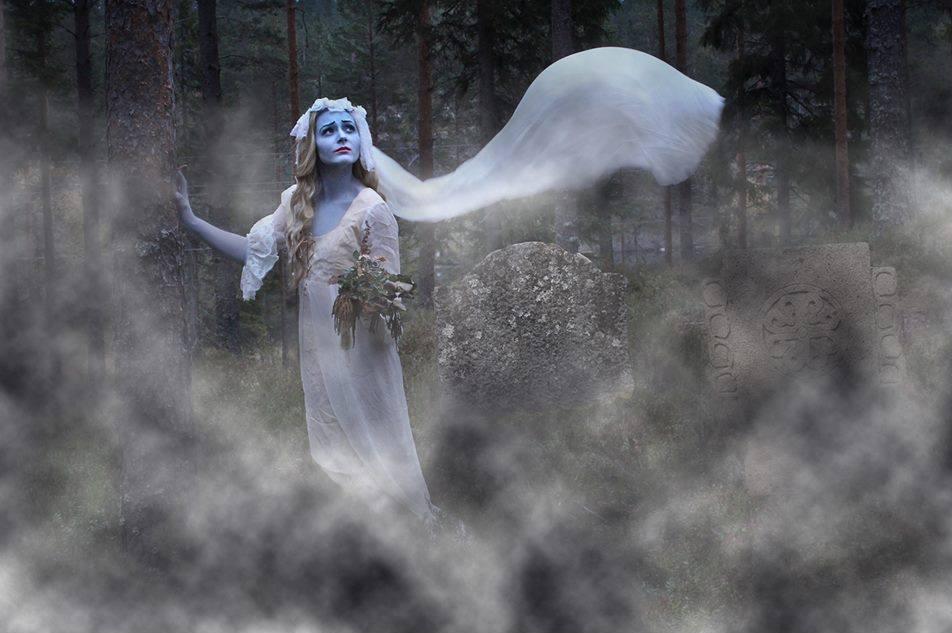 Spøkelsesbruden