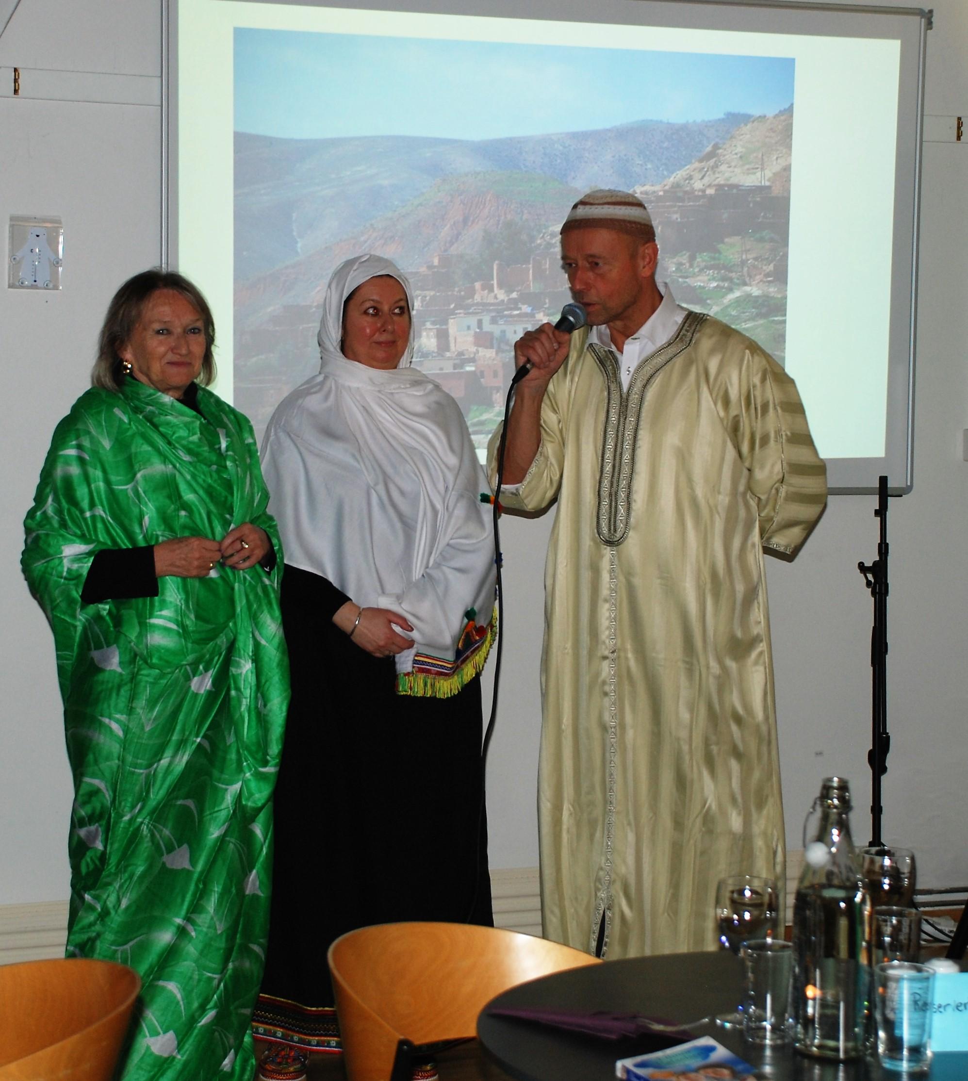 Marokkanske drakter