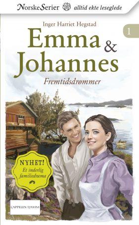 Omslag Emma & Johannes