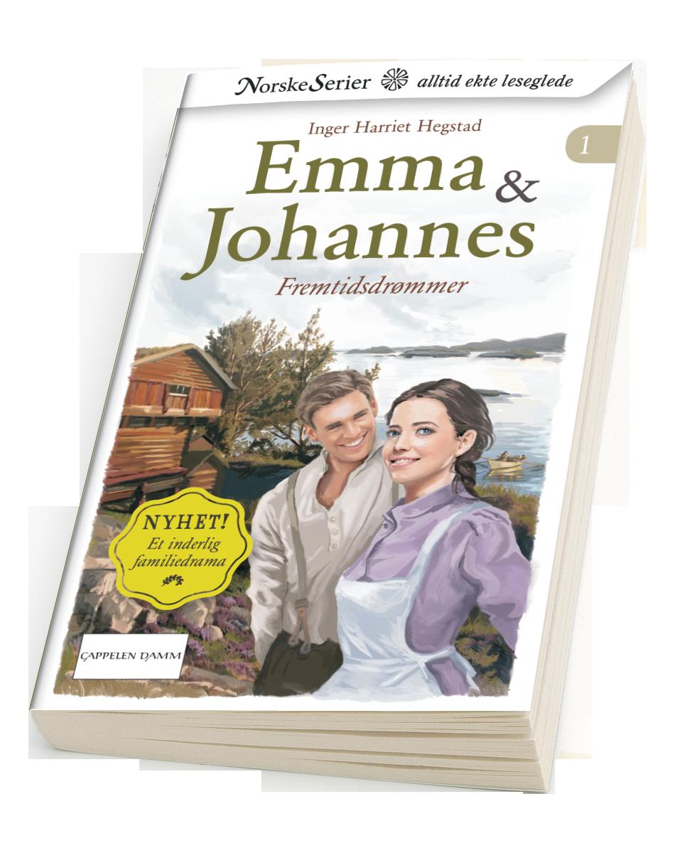 Cover Emma & Johannes