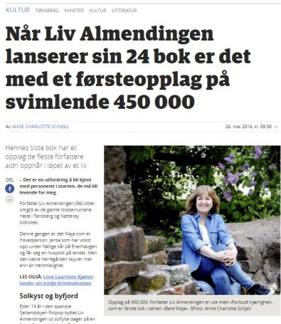 tønsbergs blad 26 mai