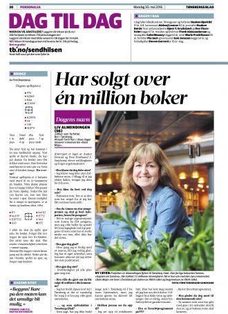 tønsbergs blad 30 mai