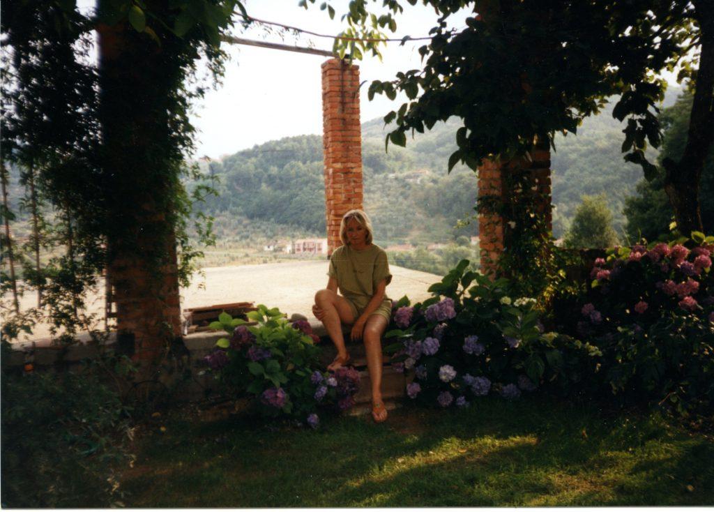 Ellinor i Toscana