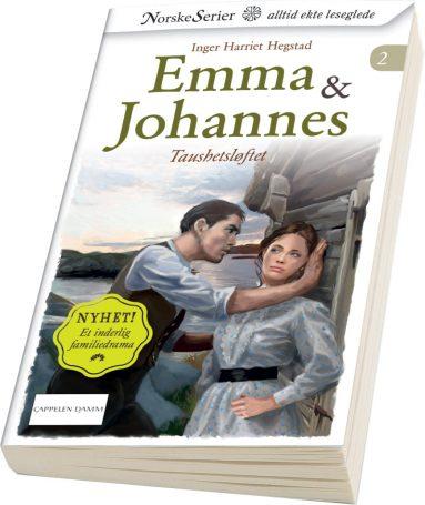 Omslag Emma & Johannes 2