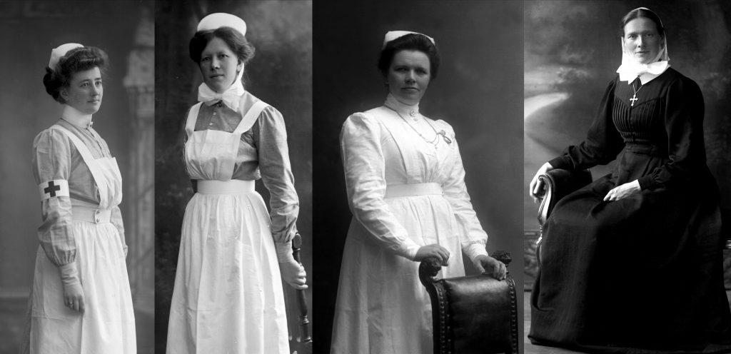 Ulike uniformer 1911