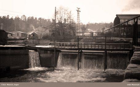 Christiania Spigerverk. Foto: Munch, Inger / Oslo Museum