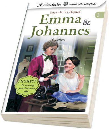 Emma & Johannes 3 – i salg 3. oktober!