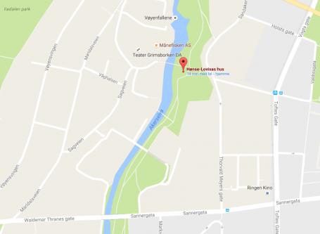 Klikk på kartet for å gå til Google Maps