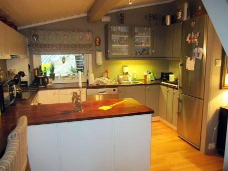 Nytt liv i kjøkkenet