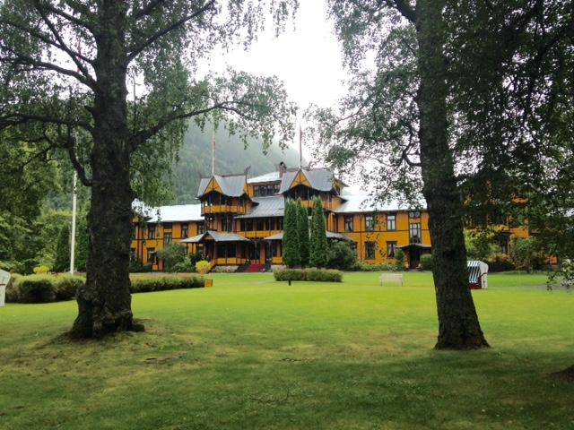 Eventyrlige Dalen Hotel
