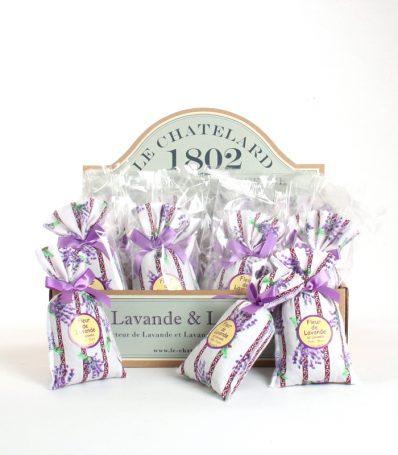 En søt og delikat lavendelpose fra Provence.