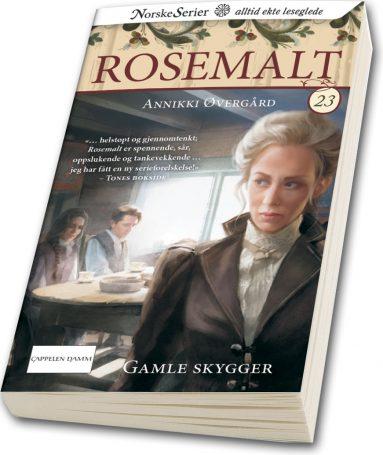 Rosemalt 23 – i salg mandag 24. oktober!