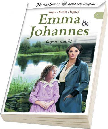 Emma & Johannes 4 er i salg på mandag!