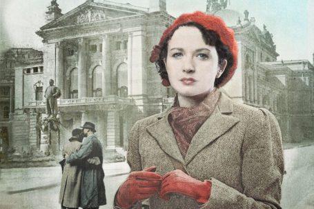 Motstandskvinnen Inger-Marie må kjempe for friheten, for livet og for kjærligheten ...