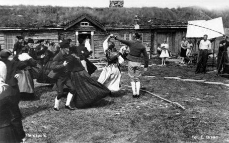 Rørospolsen har lange tradisjoner. Foto: Glåmdalsmuseet