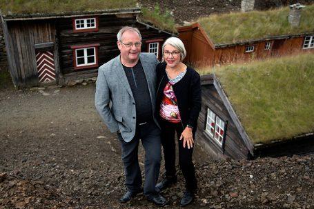 Annikki Øvergård på Røros