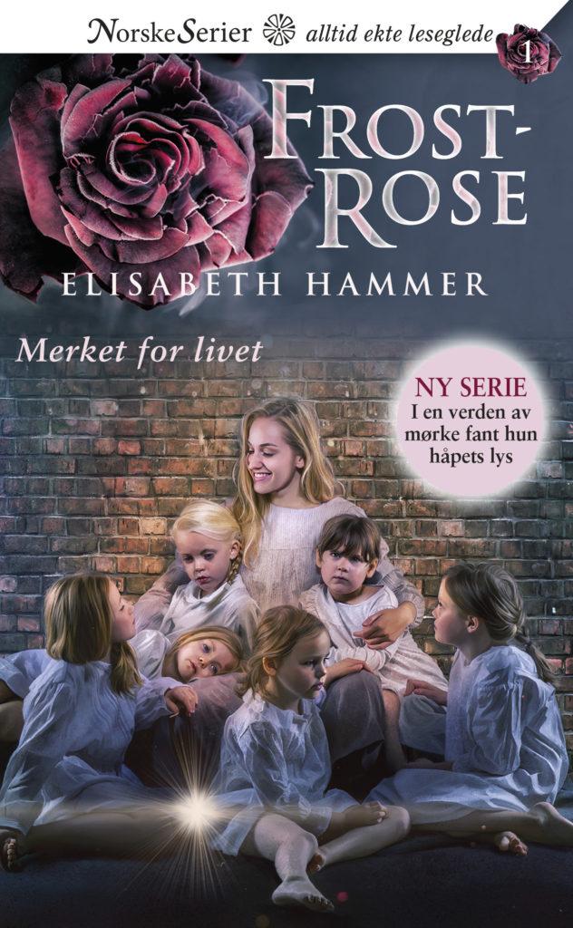 3aa230c1 Frostrose er skrevet av Elisabeth Hammer.